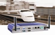 Embedded-PCs für Bahnen, Schiffe, Fahrzeuge