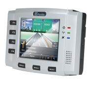 "Fahrzeug-PC mit 8"" Touch Panel"