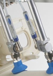 Effiziente Vakuum-Erzeugung mit Druckluft