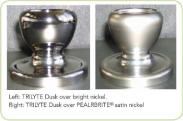Dunkle, glänzende Schichten mit TRILYTE® Dusk