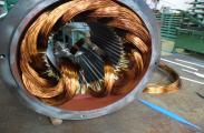 Neuwicklung eines BHKW-Generators