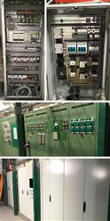Retrofit der Steuerung einer Pulverbeschichtungsanlage