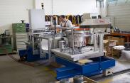Entwicklung einer Aufpressmaschine für Kunststoffhülsen