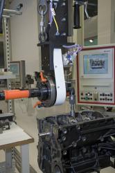 Volkswagen Sachsen GmbH setzt auf Wegmesssystem BTL von Balluff