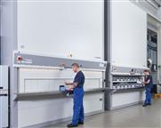Der Hänel Lockomat®, sichere und gesicherte Lagerung von Werkzeugen