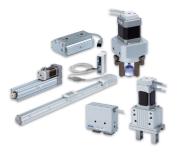 Industrielle Automation mit Elektroantrieben