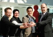 ABACUS-Hattrick für Axept Business Software AG