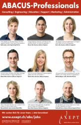 Axept lanciert Personal-Recruiting-Kampagne mit eigenen Mitarbeitern
