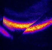 Selektive Messung der Dicke von einzelnen Folienschichten
