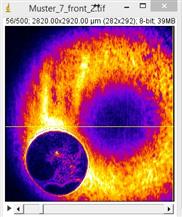 Optische Tomografie zur zerstörungsfreien Messung der Lackdicke