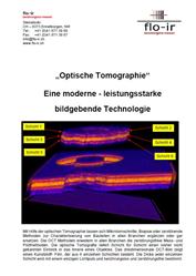 """""""Optische Tomographie"""" Eine leistungsstarke bildgebende Technologie"""