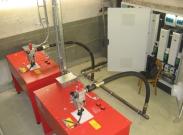 Hydraulischer Aufzug mit Netzrückspeisung