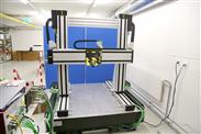 Maschine zum Vermessen des optischen Tracking-Systems