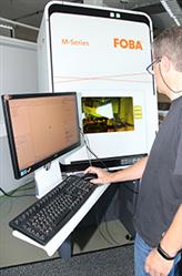 Vorteile der FOBA-Markierlasersysteme mit integrierter Kamera: