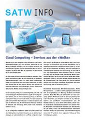SATW veröffentlicht Publikation zu Cloud Computing