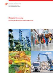 Neue Publikation zu Kreislaufwirtschaft