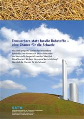 Erneuerbare statt fossile Rohstoffe