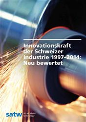 SATW-Studie: Schweizer Industrie verliert an Innovationskraft