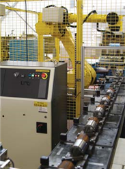 Gewinde-Ziegler automatisiert mit viel Erfahrung und Eigenleistung