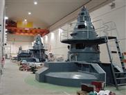 Wasserkraftgenerator 40 MVA Neuwicklung und Erregerumbau