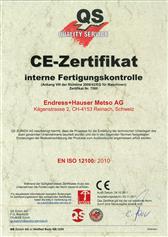 Sicherheit von Maschinen: ISO 12100