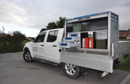 Ladungssicherung schnell, einfach und sicher