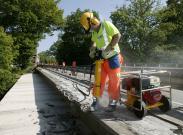 Handgehaltene Hydraulik – Arbeitsgerät der Zukunft