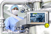 Touchpanel verbessert Produktivität bestehender Anlage
