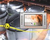 Sicherheit im Öl-Depot