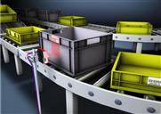 Sensorlösungen für die Intralogistik optimiert