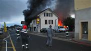 Gut versichert bei Brandschäden
