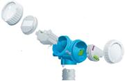 Zweileiter-Plattform für Füllstand- und Durchflussmessung