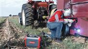 Agrartechnik als Schweissherausforderung
