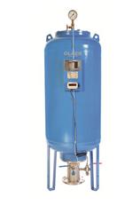 Sichere Trinkwasseranlagen dank zwangsdurchströmtem Druck