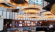 Radisson Hotel Brüssel - Atemberaubende Realisierung des Atriums