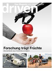 Abgeschaut bei Mutter Natur: Das driven Magazin widmet sich der Bionik