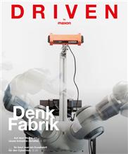 «driven» erklärt die Fabrik der Zukunft