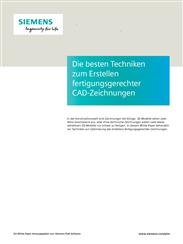 White Paper: CAD-Zeichnungen