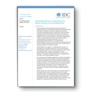 IDC-Studie: Digitale Transformation in der Konsumgüterbranche