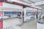 Lagerlifte für die Kistler Instrumente AG