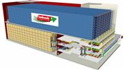 Ein zukunftsweisendes Logistikcenter für Imbach Logistik