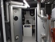 Sechs Weishaupt Sole/Wasser Wärmepumpen für 62 Wohnungen