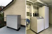 Weishaupt-Biblock-Wärmepumpe gestattet Sanierung